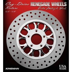 Cog Drive Rotors