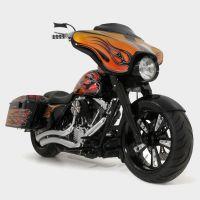 Harley Davidson Touring Wide Tire Kits